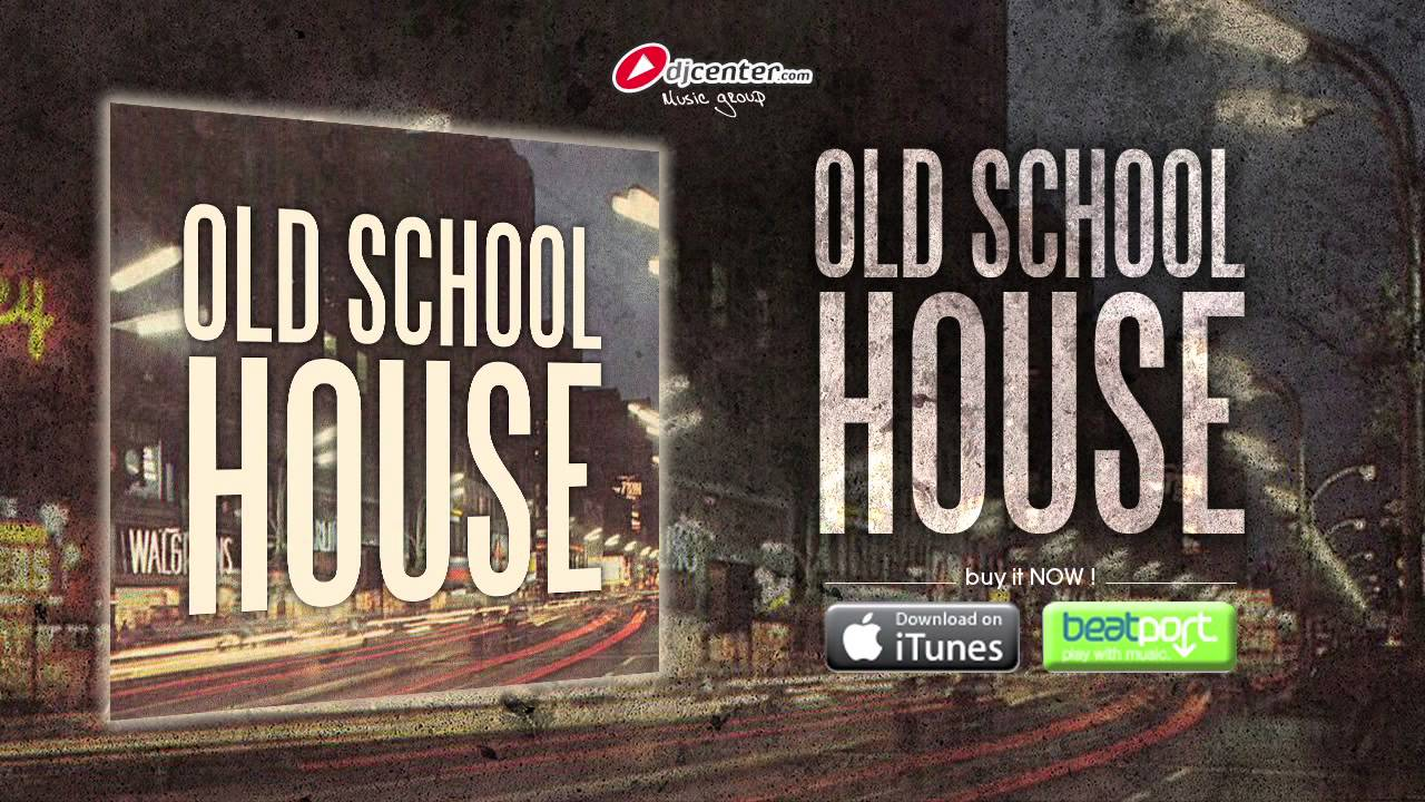 Dj center records presents old school house promo medley for Classic house records