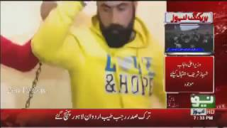 Aijaz Ahmed Jajja Badmash Starts Crying in front Of Camera