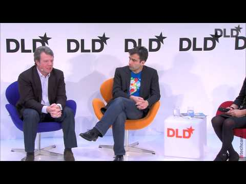Entrepreneurship in Europe  (Mikkel Svane, Nicolas Brusson, Jennifer Schenker) | DLD15