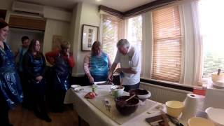 Chocolate Workshop in Bournemouth (60 sec review)