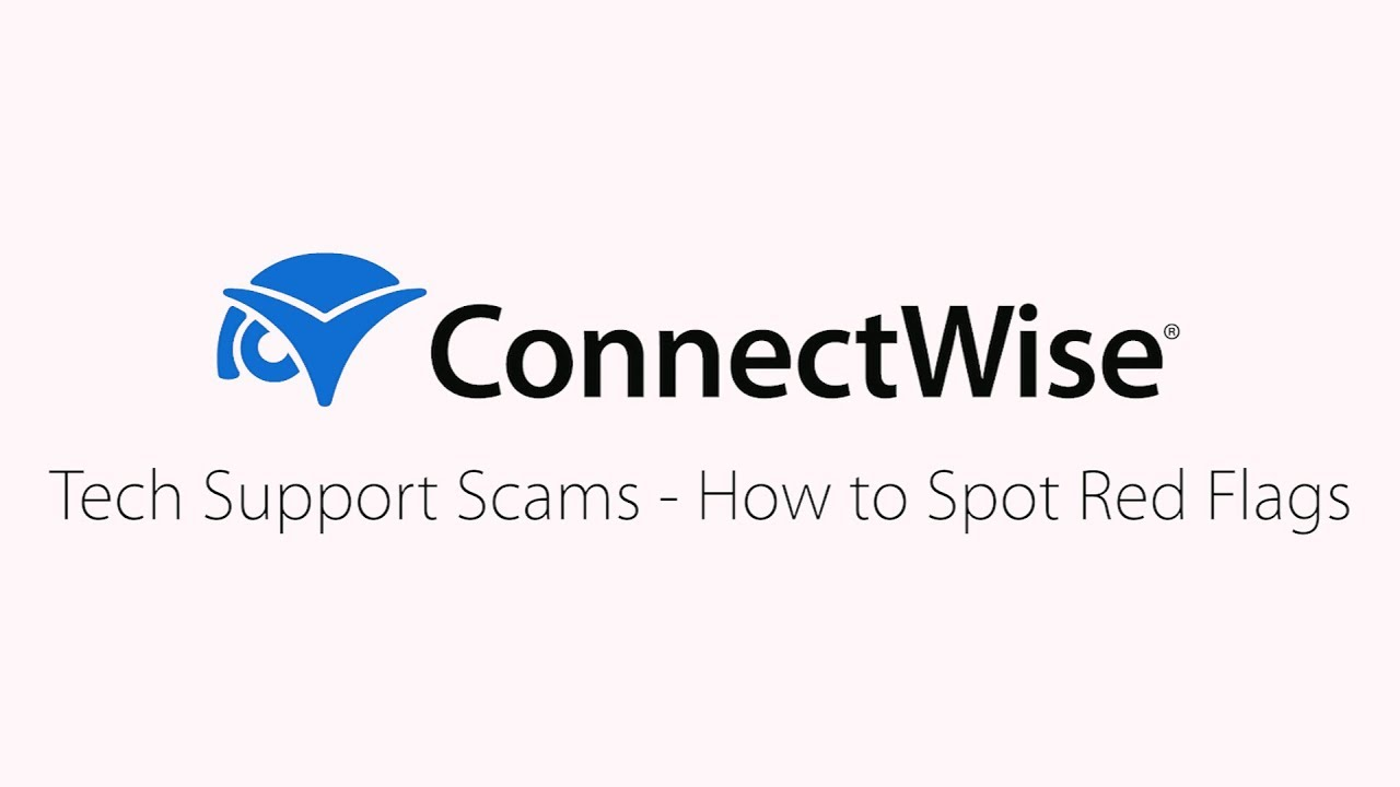 How to Avoid Remote Support Scams | Tech Support Scams