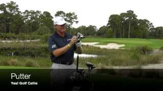 Ernie Els: What's In The Bag?