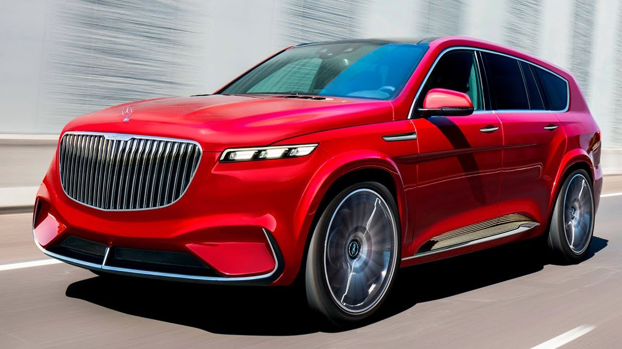 2019 Mercedes Maybach Luxury Suv Based On New Gls Youtube