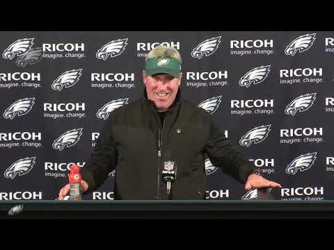 Eagles Press Pass: Head Coach Doug Pederson (1/13/18)