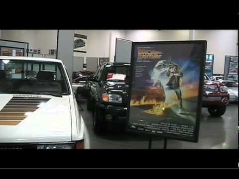 A Guided Tour of the Toyota USA Automobile Museum with Asst. Curator Debbie Hays