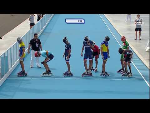 World Games 2017 - Speed Skating - Final - Men 1000M