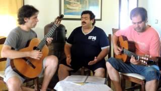 Zamba de la Distancia - A lo Cumpa Trío - Armando Tejada Gómez / Oscar Matus