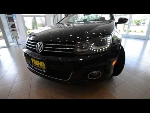 Volkswagen eos doovi for Trend motors rockaway nj
