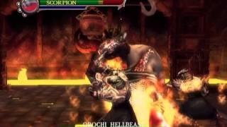 Xbox Longplay [012] Mortal Kombat: Shaolin Monks (Part 4 of 4) (A)