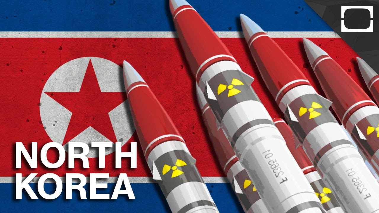 nuclear bl north korea - 1280×720