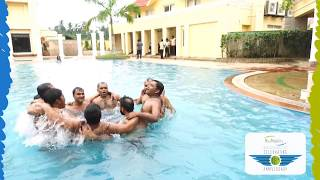 Wild Corporate Picnic n day outing at Country Roads Resort near Kolkata