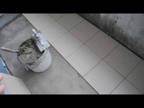 Утепляем балкон панелями МДФ ч.1