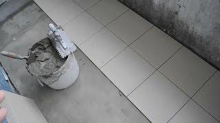 Утепляем балкон панелями МДФ ч 1