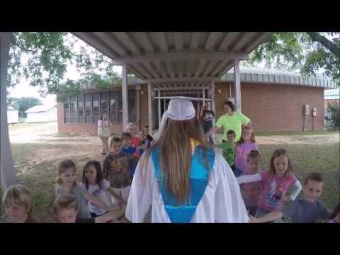 "Paxton High School Senior Class of 2016 ""Senior Walk"""