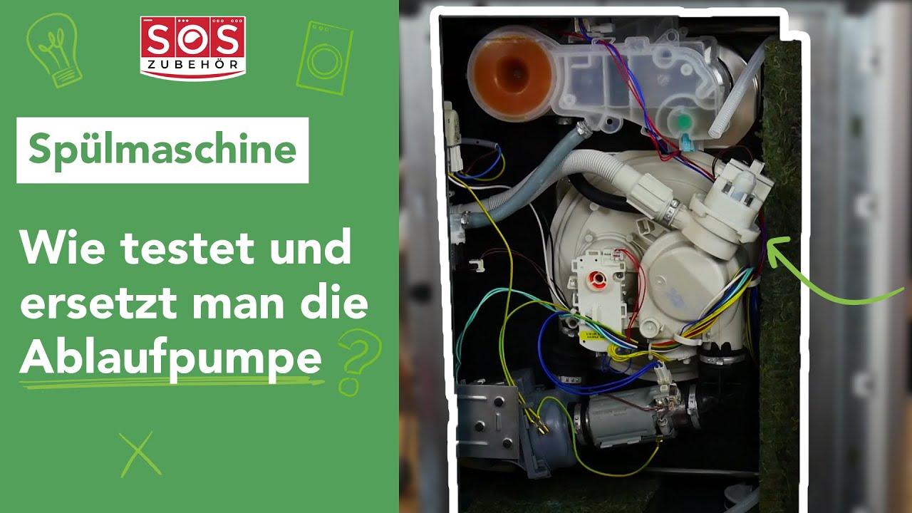 bosch spülmaschine startet nicht mehr