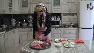 """""""Б1араш"""" (Традиционное чеченское блюдо)"""