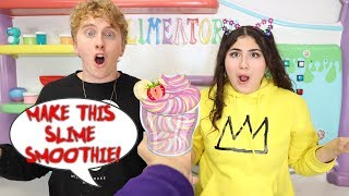 WHO CAN RECREATE THE BEST SLIME SMOOTHIE! Slimeatory #606