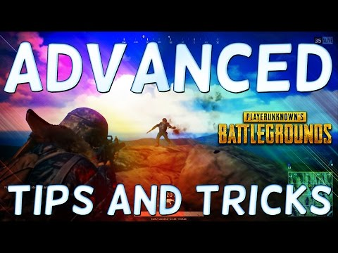PLAYER Unknown's BATTLEGROUNDS TIPS AND TRICKS 10 ADVANCED BATTLEGROUNDS TIPS and TRICKS for VICTORY