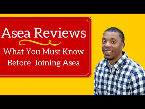 Asea Reviews and Is Asea a Scam or Legitimate Business?