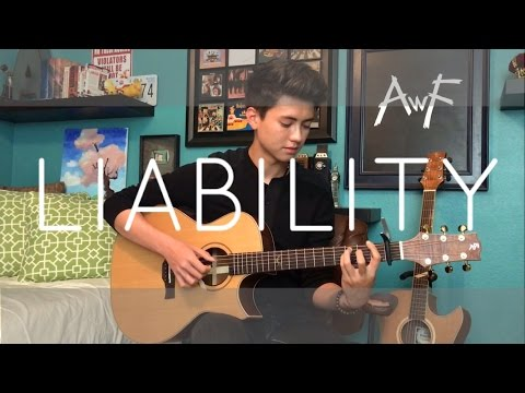 Lorde - Liability - Cover (Fingerstyle Guitar)