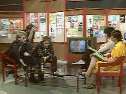 Public Image Ltd. ( PiL ) Interview on Check It Out, 1979 (More complete version)