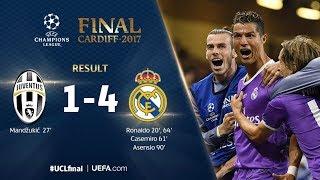 Download Video Kemenangan Real Madrid vs Juventus 4 1 Final Liga Champions 2017 MP3 3GP MP4