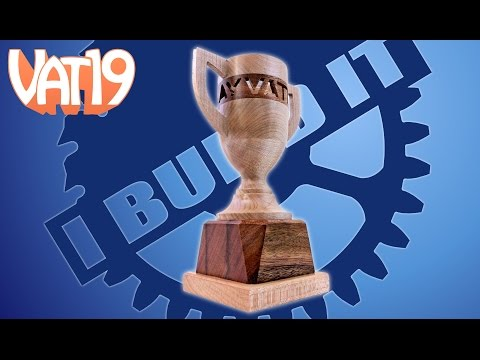 Making The Vat19 Let's Play Trophy!