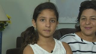 10-Year-Old Girl Relives Moment She Fought Off Alligator To Save Her Life
