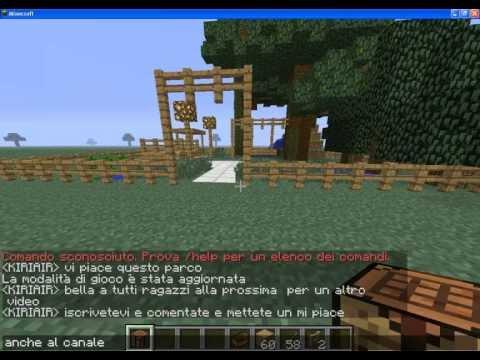 Cancello Di Legno Minecraft : Como hacer una casa en minecraft galleria di immagini