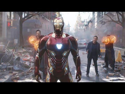 Мстители против Чёрного Ордена   Мстители: Война бесконечности (2018)