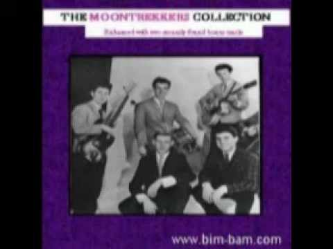 The Bogey Man - The Moontrekkers