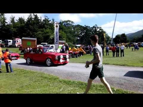 Kilbroney Car Vintage Show 2016 Northern Ireland