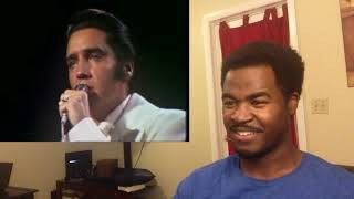 Elvis Presley If I Can Dream Reaction