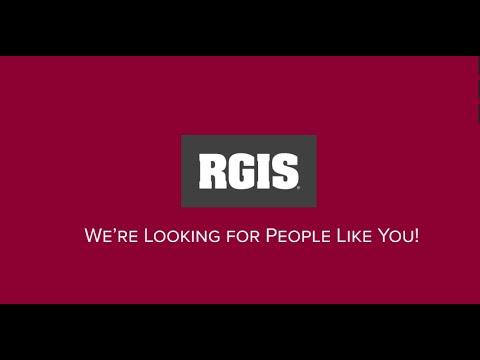 rgis inventory associate - Inventory Associate