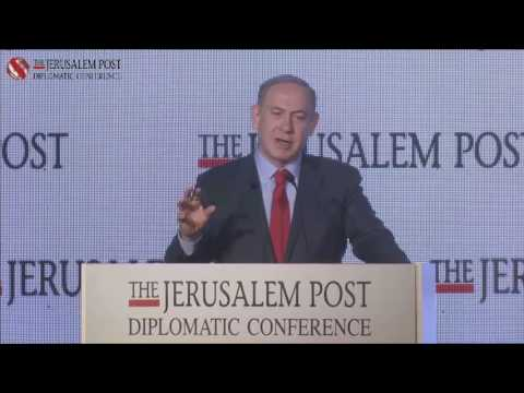 JPost Diplomatic Conference 2016 - PM Benjamin Netanyahu