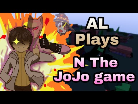 """First Time Playing """"N The JoJo Game"""" 