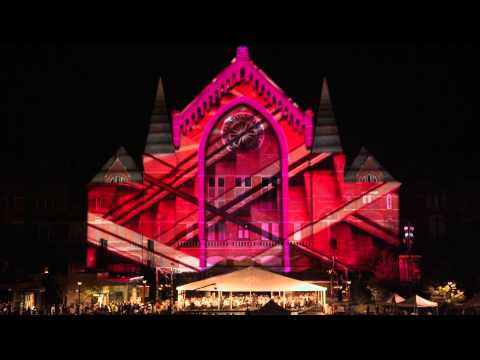 LumenoCity, Part 5: Ravel's Bolero