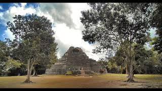 The Chacchoben Ruins, Chacchoben, Mexico