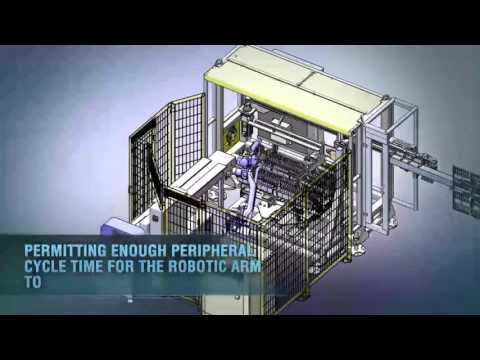 Cutlery On Line Packing Automation IMDECOL
