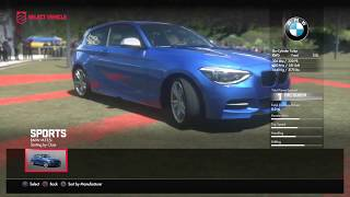 DRIVECLUB-Episode 16-(BMW M125i TIME TRIAL)