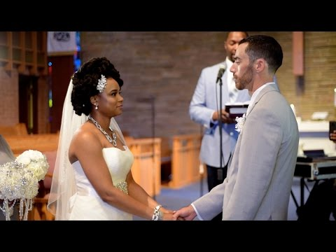 Jimmy and Michele Wedding Trailer (Chrisette Michele - A Couple of Forevers)