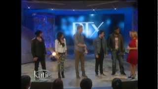 "Pentatonix - ""Top Tunes of 2012 Medley"" LIVE on Katie Couric"