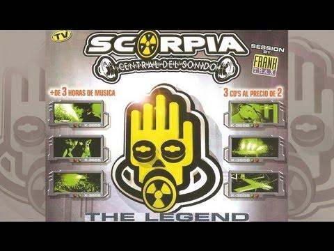 SCORPIA The Legend [CD-1998]