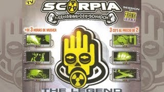 SCORPIA The Legend [CD-1998]