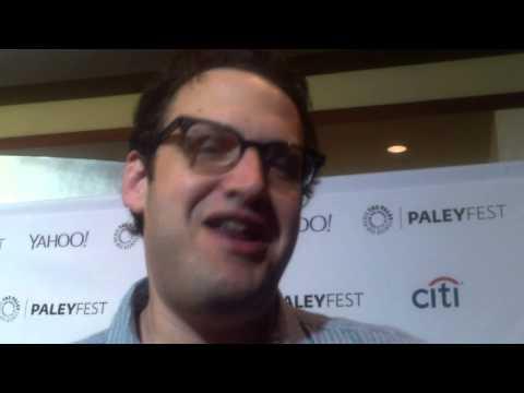 Arrow and The Flash at PaleyFest 2015: Andrew Kreisberg