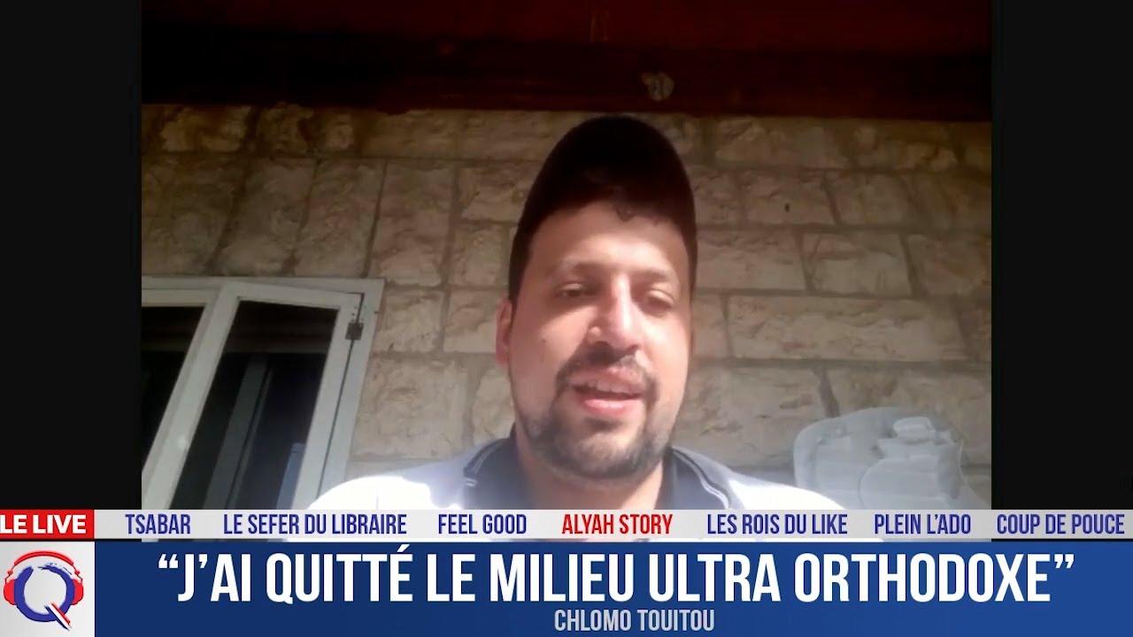 """""""J'ai quitté le milieu ultra orthodoxe""""   - Alyastory#518"""