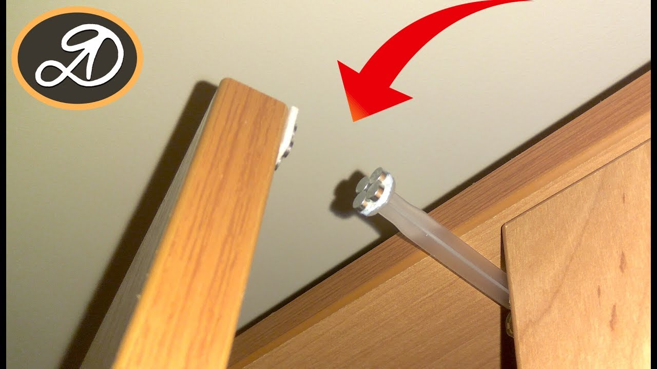 Superbe How To Make Cabinet Door Soft Close (damper)