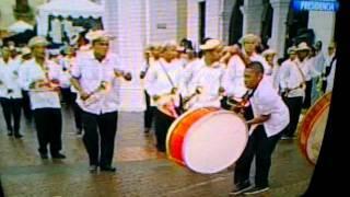 Panama- Desfiles Patrios Nov 3 - Banda Internacional Panama para Cristo.