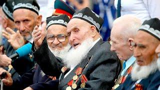 В Таджикистане живут 98 ветеранов Великой Отечественной войны