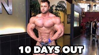 Bodybuilding motivation shoulder workout | frank mcgrath & regan grimes 10 days out